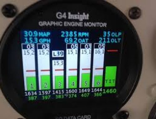 Insight Avionics G4  UPDATE 204 dd. 17 Jan 2018